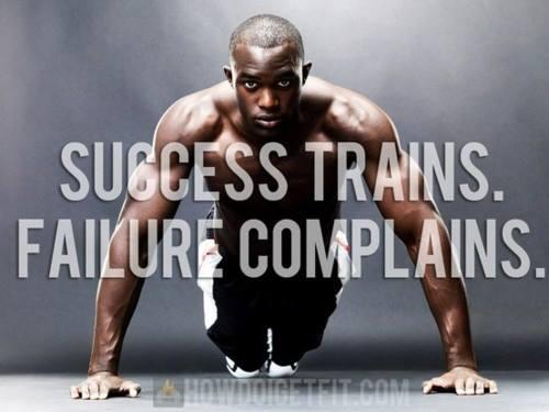 uspeh trenira